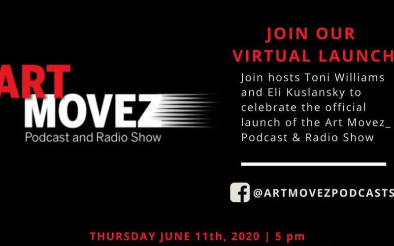 cover photo, social media, artnewz, virtual launch